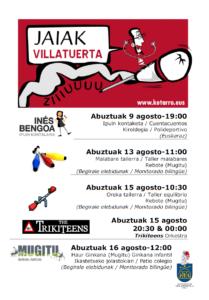 Festak: Villatuerta @ Villatuerta