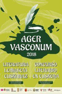 Ager Vasconum: lanak aurkezteko azken eguna