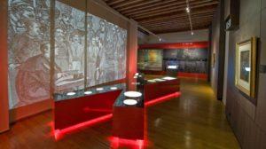Bisita gidatua erakusketa iraunkorrera (Karlismoaren museoa) @ Lizarra (Karlismoaren museoa)