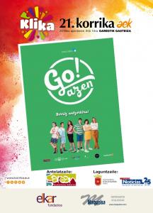Go!azen 5.0 musikala @ Lizarra (Los Llanos Kulturagunea)