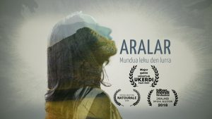 """Aralar: Mundua leku den lurra"" filma @ Lizarra (Los Llanos zinemak)"